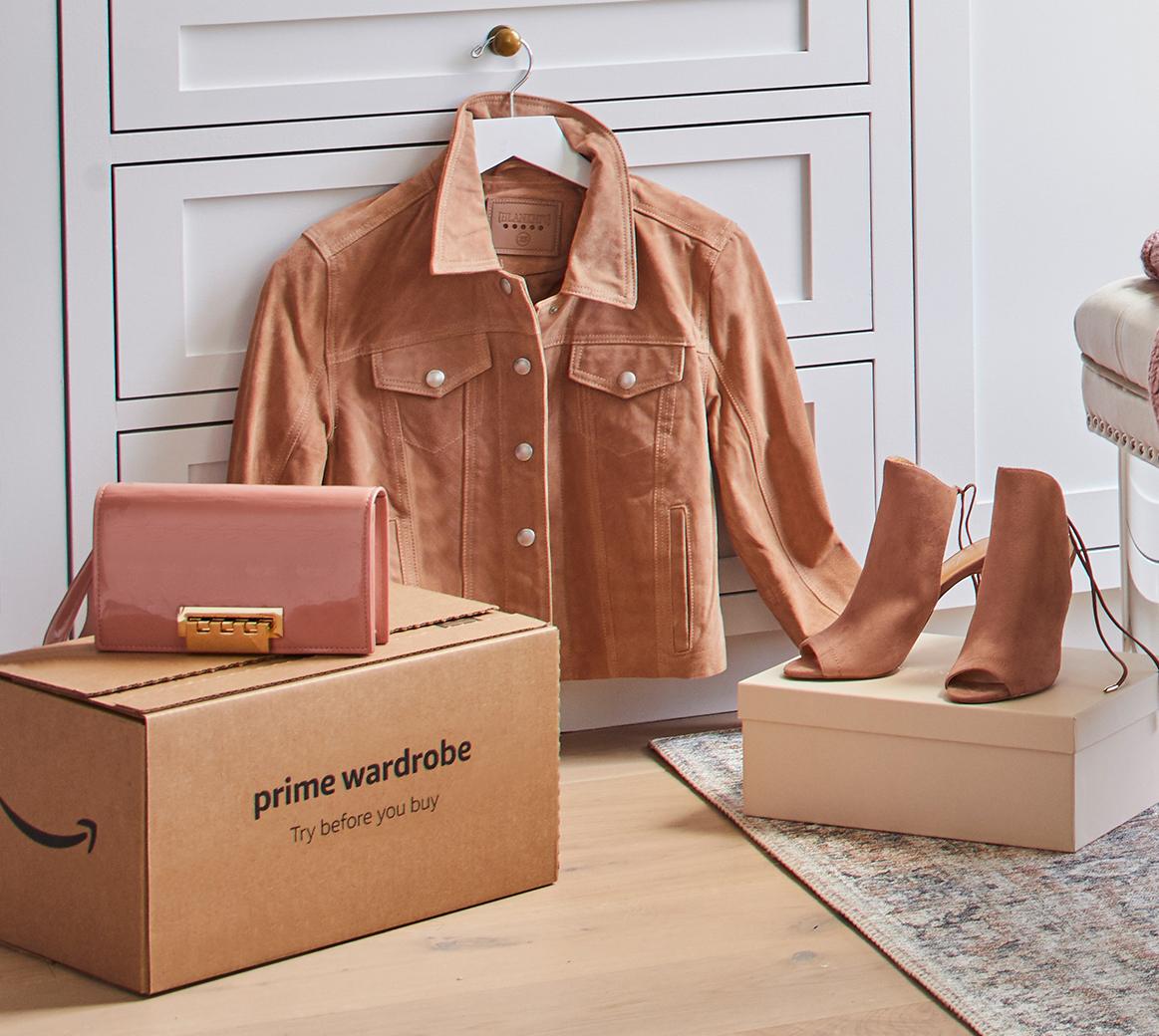 fbbb15e35 Fashion advice from Amazon? New personal styling service will tell you what to  wear — for a price