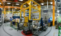 TerraPower test assembly