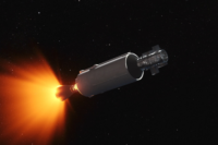 SpaceX small-satellite deployment