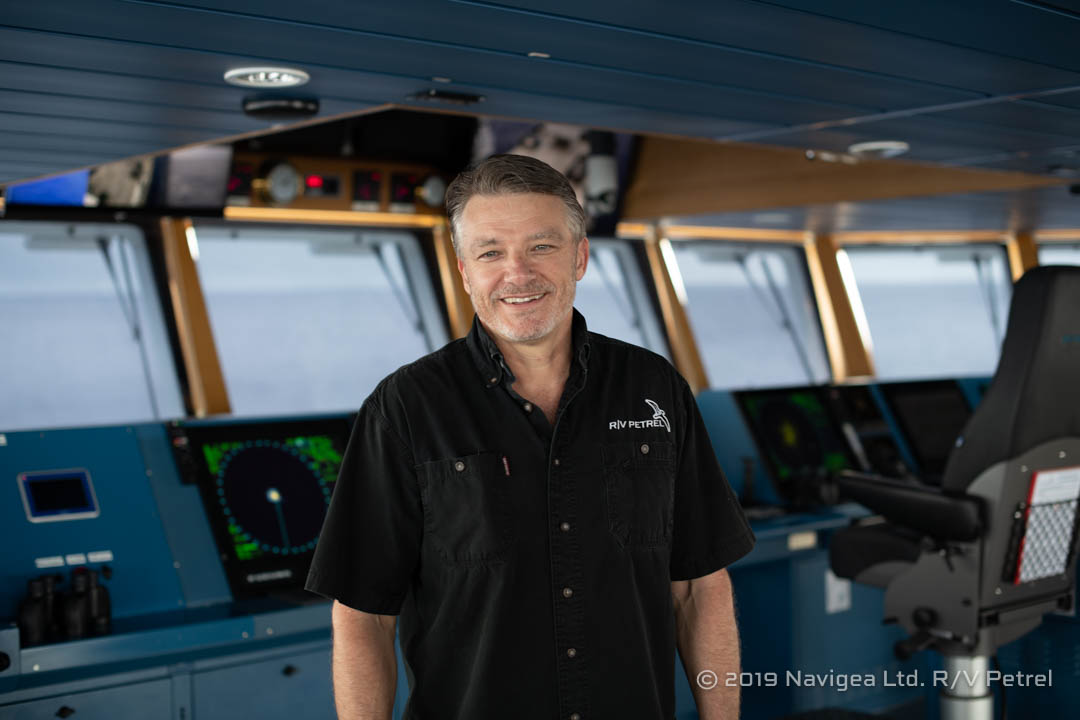 Petrel project wins spotlight in TV show about Pacific War
