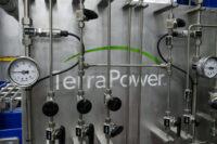 TerraPower test equipment