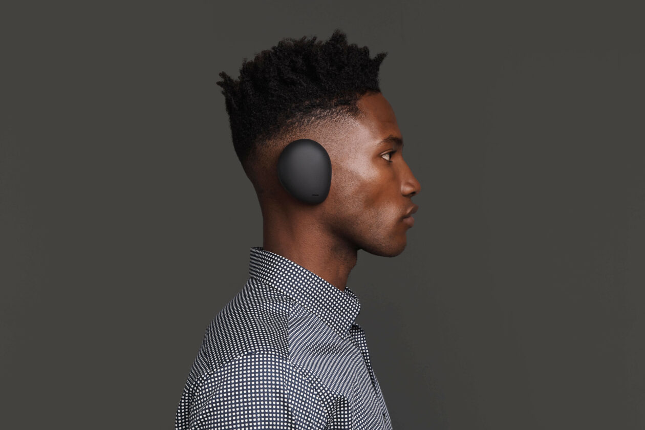 Human Headphones; new, different wireless form factor, plus language translation
