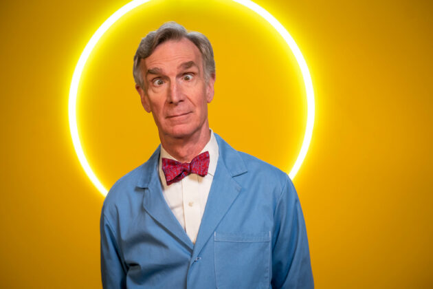 Bill Nye swears, and Microsoft Windows is cursed, in new