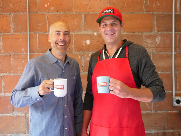 Atomo Coffee ditches the bean and raises a nice seed: $2.6M in funding to develop molecular brew – GeekWire