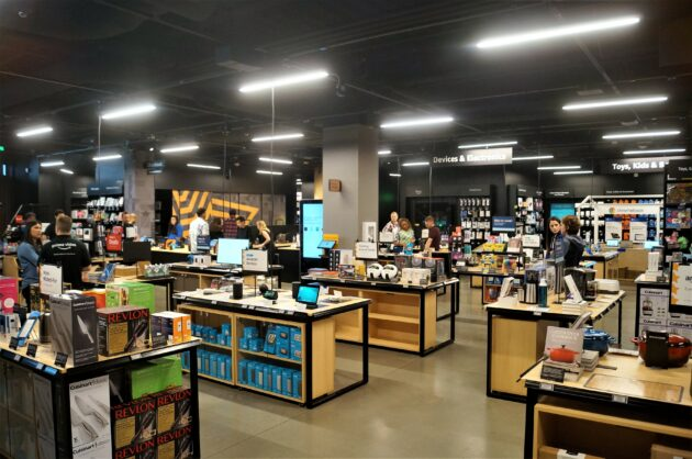 4d4e19e8dcefe Amazon HQ is getting a new store: Inside the tech giant's new '4 ...