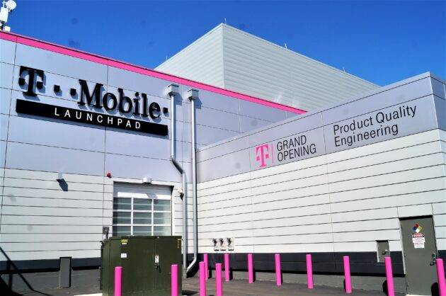 Inside T-Mobile's new device testing lab, where the 'Un-carrier' is gearing up for national 5G rollout