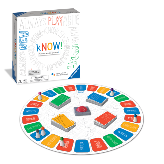 kNOW! (by Ravensburger)