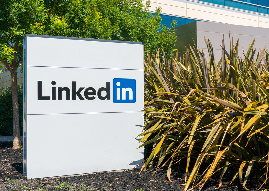Techmeme: LinkedIn says it blocked or removed 21 6M fake