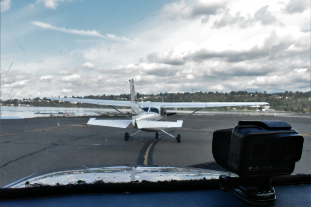 Cessna in Renton