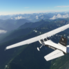 Cessna 172 SP in Flight Simulator