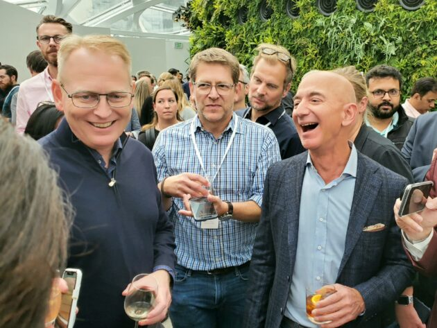 Amazon working on facial recognition regulation: Bezos