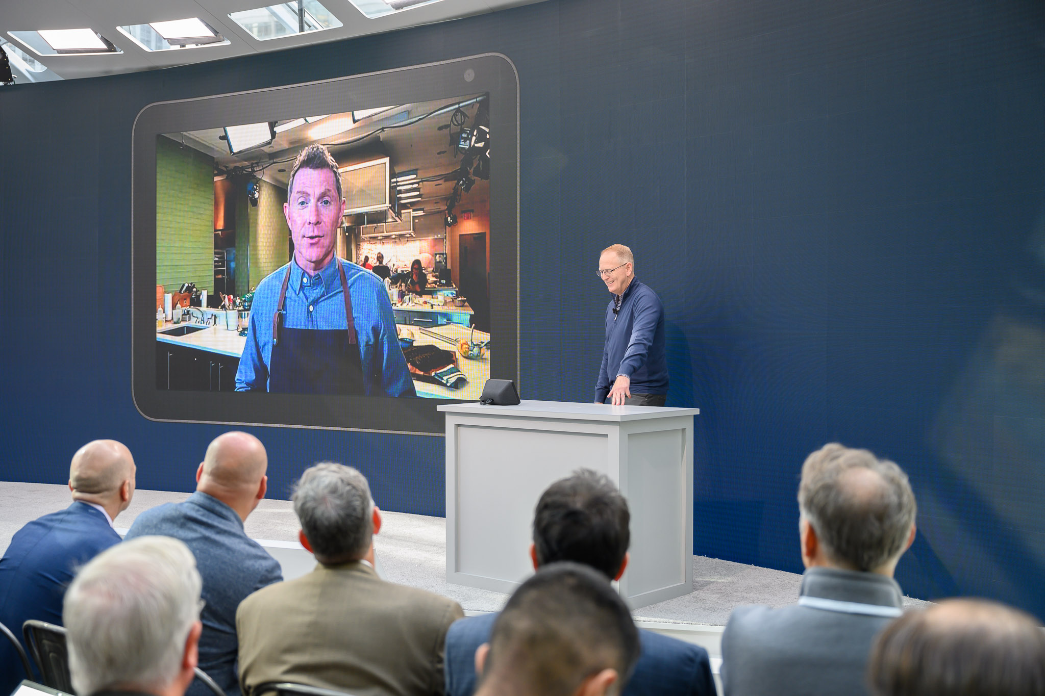 Amazon and Discovery cook up 'Food