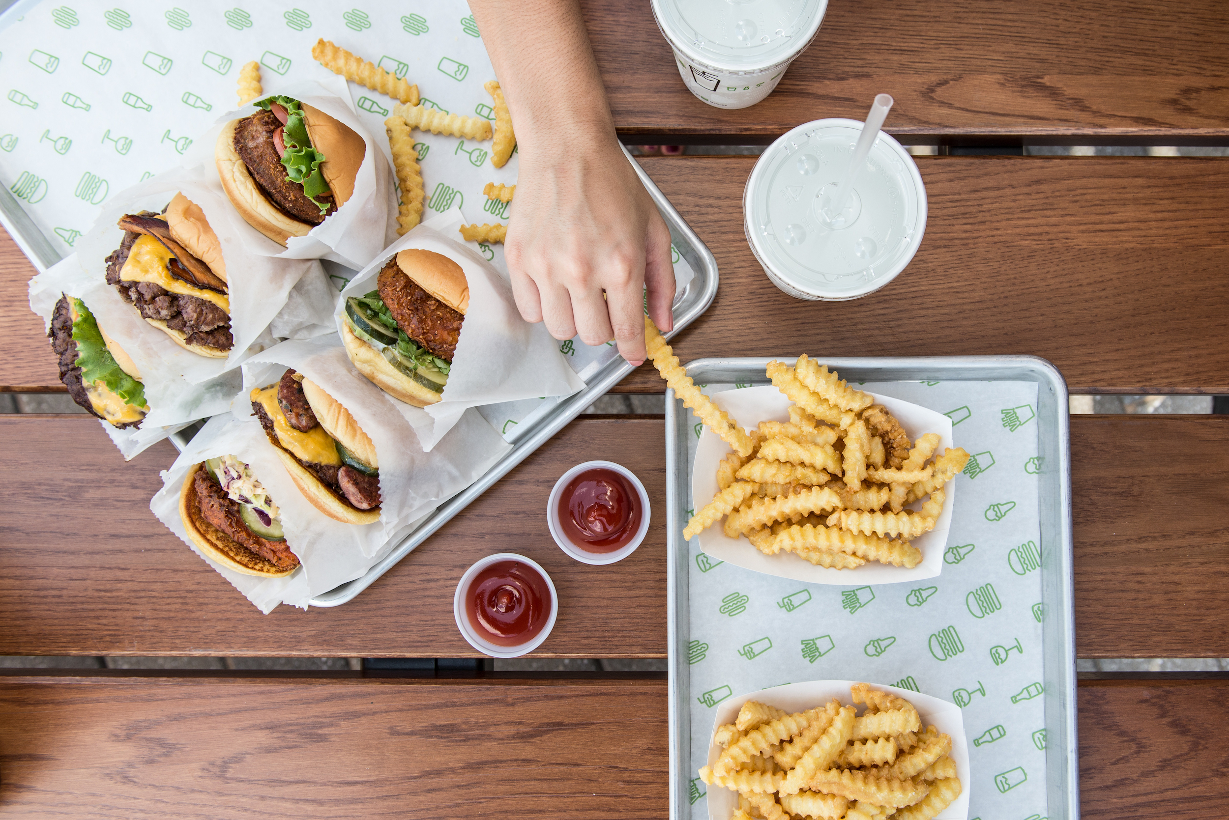 After putting down roots near Amazon HQ, burger chain Shake