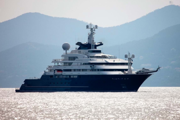 Paul Allen's superyacht Octopus — which he once called 'too