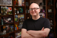 Penny Arcade co-creator Jerry Holkins