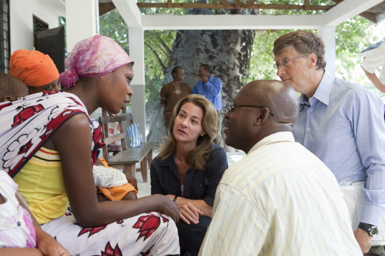 Melinda Gates spotlights COVID-19's disproportionate harm to women