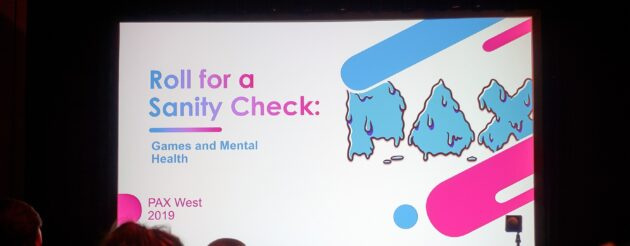 Can games improve your mental health? PAX panel explores the rise of games as a coping mechanism
