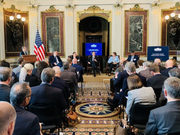 Biotech experts meet up at White House Summit on America's