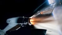 Virgin Galactic's Unity in space