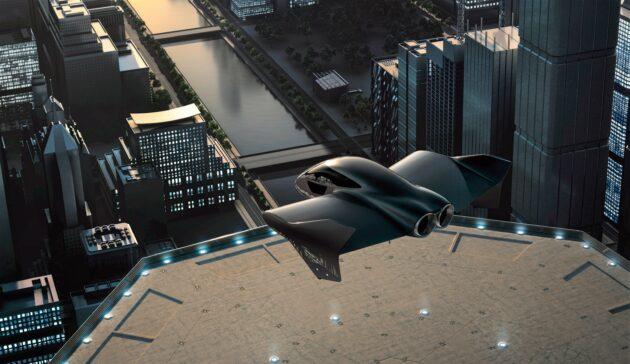 Boeing Porsche concept