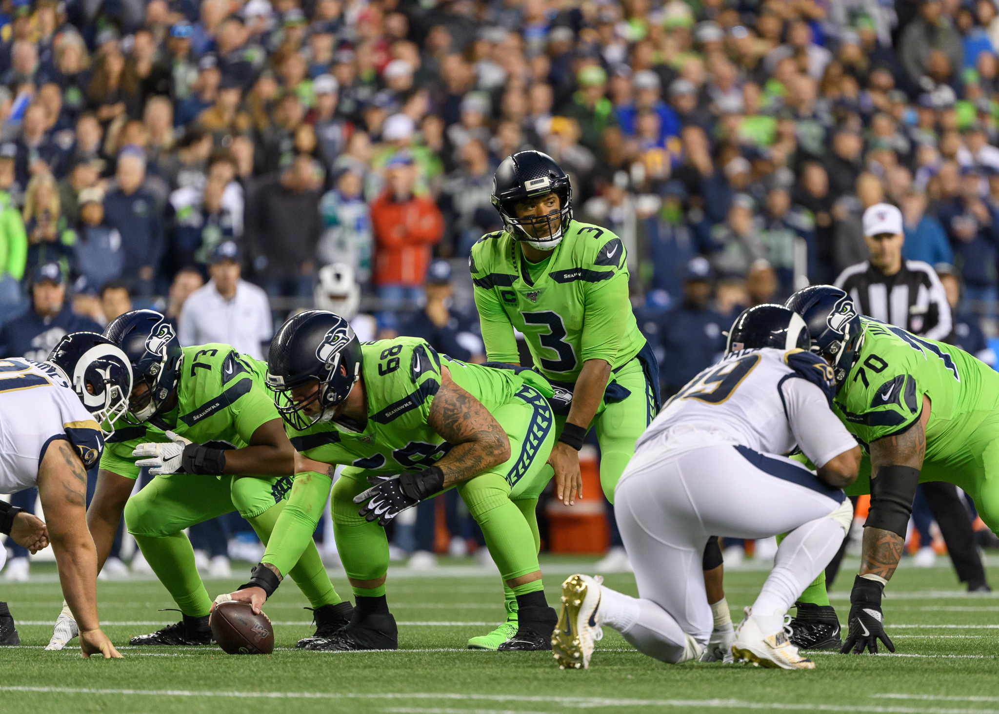 Seattle Seahawks Partner With Amazon Web Services For Cloud Deal To Fuel Future Championships Geekwire