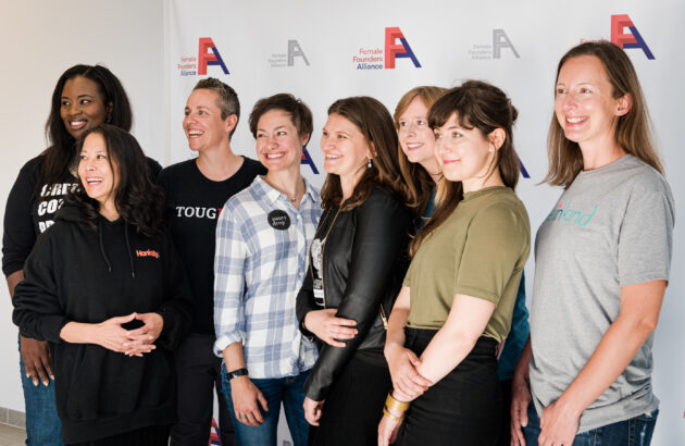 Female Founders Alliance Demo Night: 8 women-led startups pitch their  businesses - GeekWire