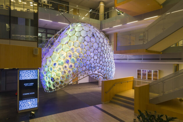 'The heart of the building': AI pumps life into architecture at Microsoft through interactive 'Ada'