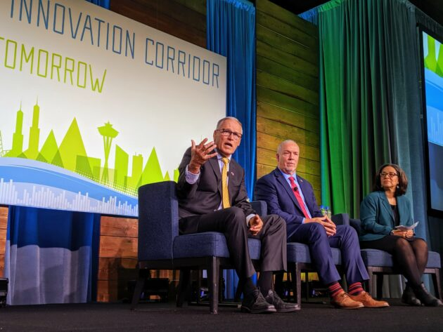 Washington state and B.C. launch Joint Clean Grid Initiative to align renewable energy transition