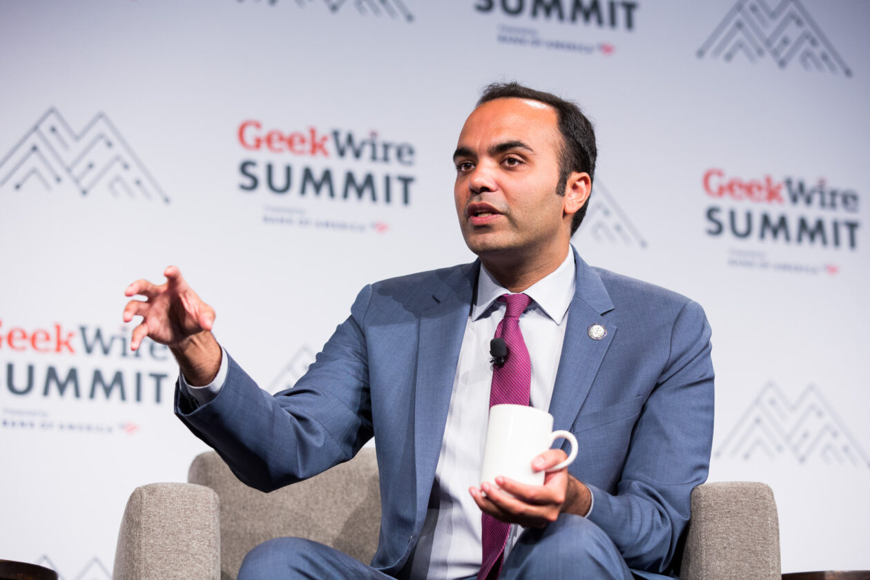 FTC Commissioner Rohit Chopra on Big Tech's antitrust reckoning, and implications for investors