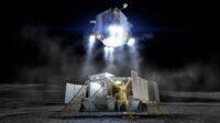 Boeing lunar lander