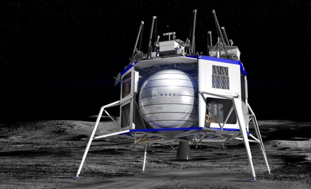NASA adds 5 more companies to bid for work on moon mission