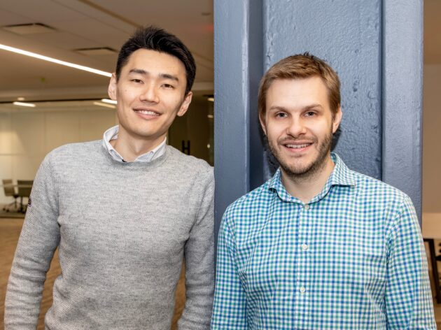 L'ancien Uber, les ingénieurs de Microsoft collectent 11 millions de dollars pour un outil de surveillance des données dans le cloud, Chronosphere – Newstrotteur Chronosphere Co Founders Martin and Rob 630x472