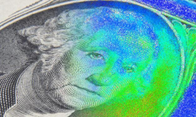 Le nouveau code à barres? Alitheon décroche 11,6 millions de dollars pour une technologie qui attribue des empreintes digitales numériques à des objets – Newstrotteur Dollar Example 2 630x376