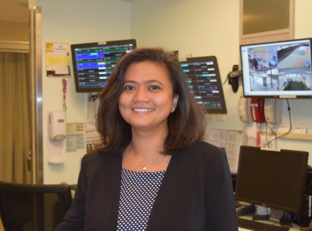 Geek of the Week: Doctor-turned-administrator Khin Latt relies on data analytics to inform care