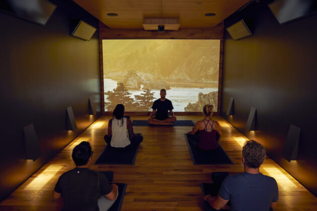 Testing Sanctuary, 'the most personal, immersive wellness studio experience in the universe' – GeekWire 5