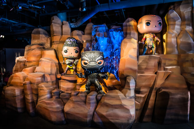 Funko goes Hollywood with large new retail location in heart of pop-culture world it celebrates