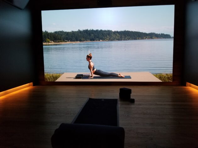 Testing Sanctuary, 'the most personal, immersive wellness studio experience in the universe' – GeekWire 3
