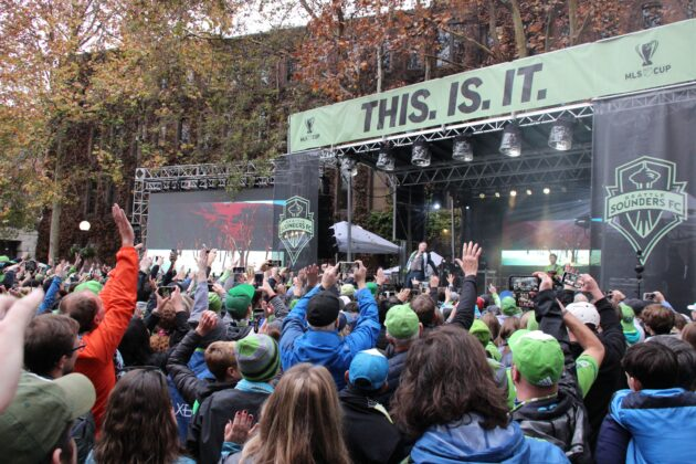 Sounders top Toronto FC in 'The Trilogy' for 2nd MLS Cup