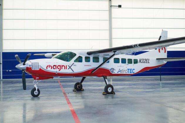 Cessna Caravan plane