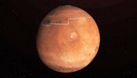 Mars' Arcadia Planitia