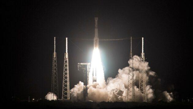 Starliner launch on Atlas 5 rocket