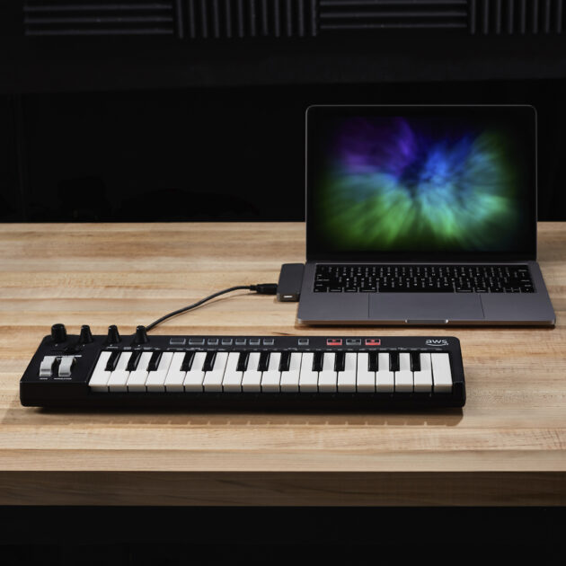 Amazon's Deep Composer will be available as physical and software keyboards