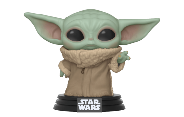 Funko fabrique un Baby Yoda à partir du film 'The Mandalorian' de Disney – mais pas à temps pour Noël – Newstrotteur Screen Shot 2019 12 03 at 12