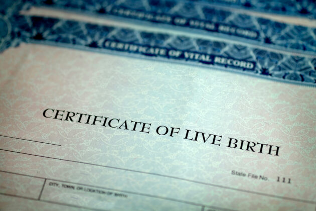 Company reportedly exposed 752,000 birth certificate applications stored on Amazon Web Services