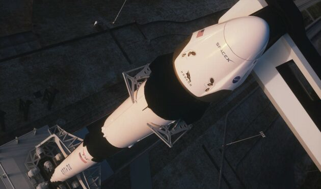 SpaceX gets ready to rehearse worst-case scenario for Crew Dragon spaceflights