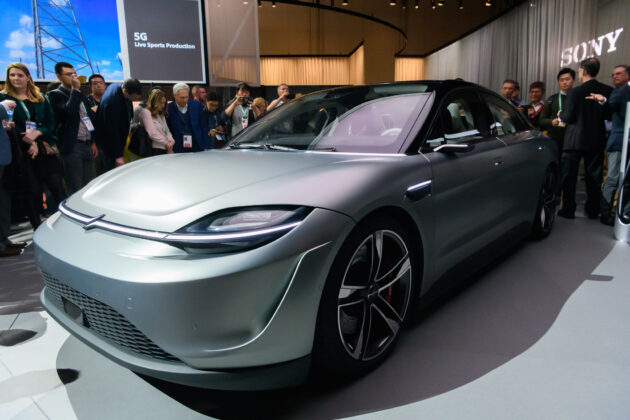 Our Favorite Cars And Flying Vehicles From Ces 2020 Geekwire