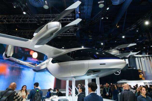 Hyundai S-A1 flying taxi