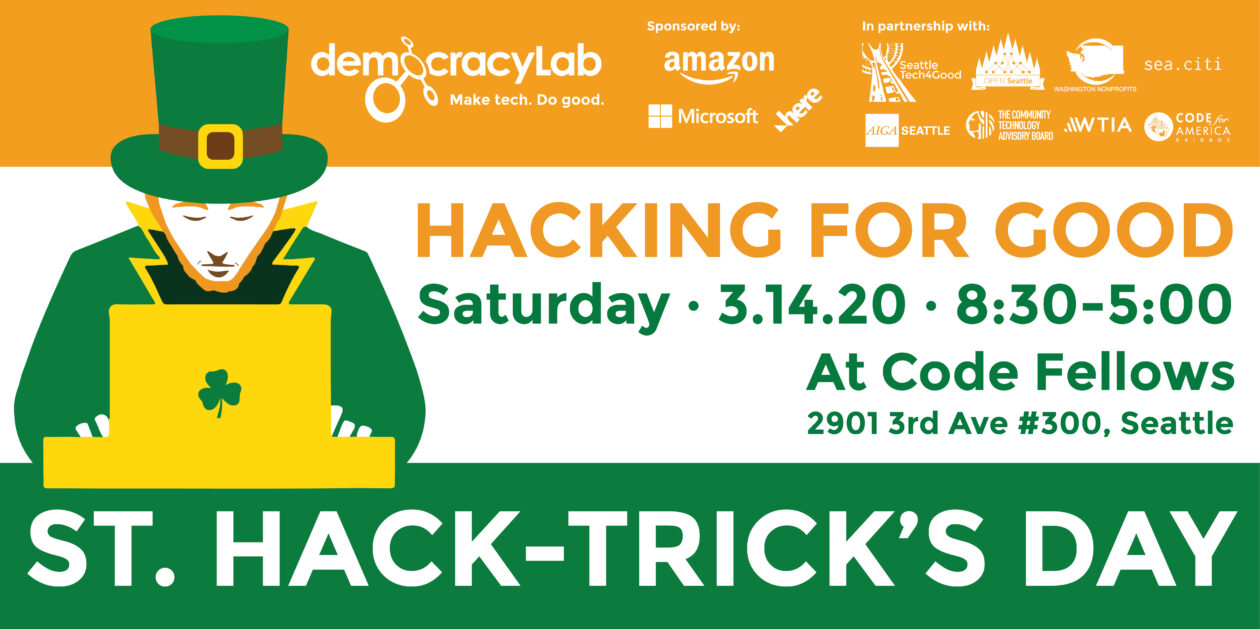 Switched To Online Only St Hack Trick S Day Geekwire