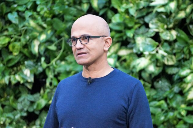 Microsoft's ambitious 'carbon negative' climate goal sets it apart from Amazon and other tech giants