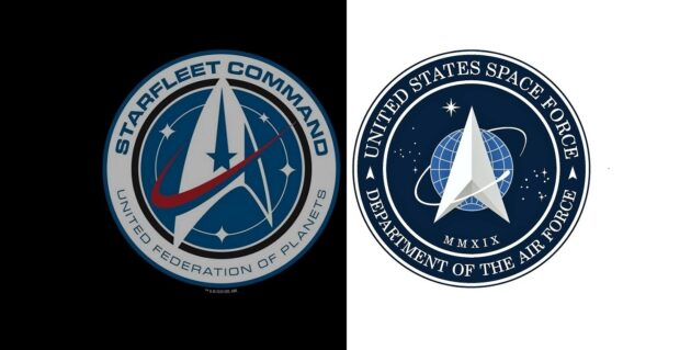 Starfleet Command and Space Force